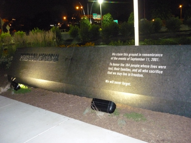 September 11 Pentagon Memorial